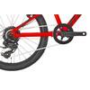 """Ghost Kato 2.0 AL 20"""" Lapset lasten polkupyörä , punainen"""